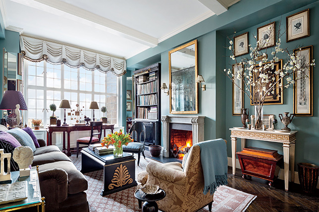 traditional interior design living room ideas