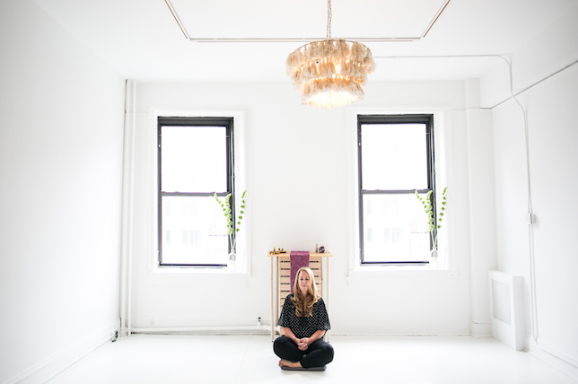 savvy ideas for meditation rooms