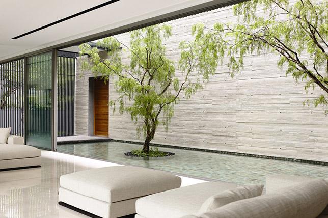creative ideas for a fresh air meditation room