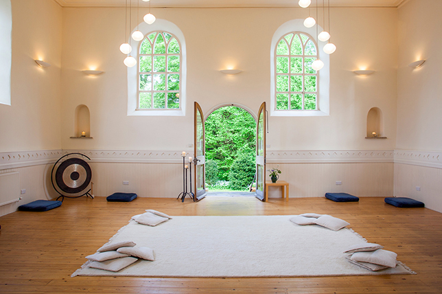 at home personal meditation room ideas