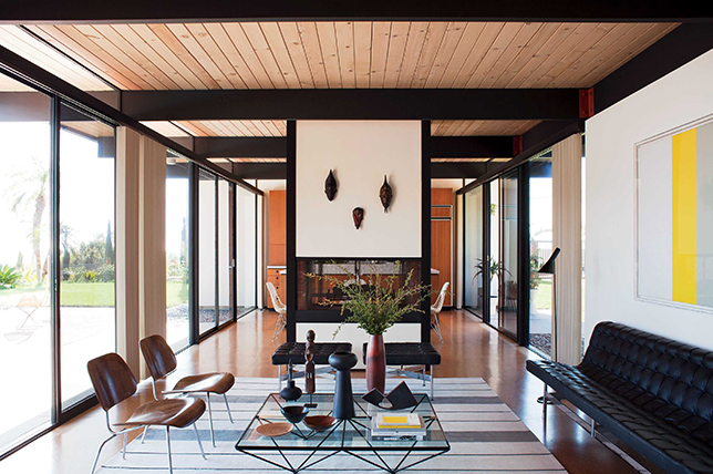 Mid-century modern design accessories
