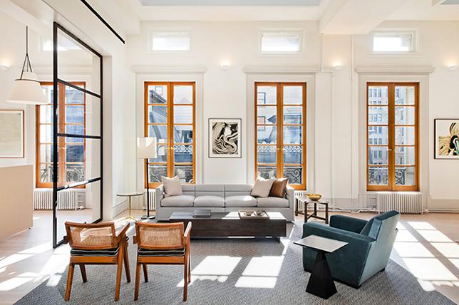 contemporary interior design trend