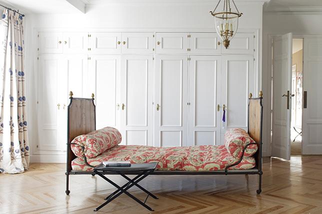 simple bohemian style furnishing ideas