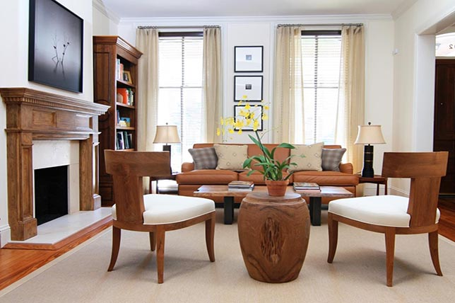 Inspiration for furniture in transition style