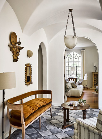 Tips for transitional style design