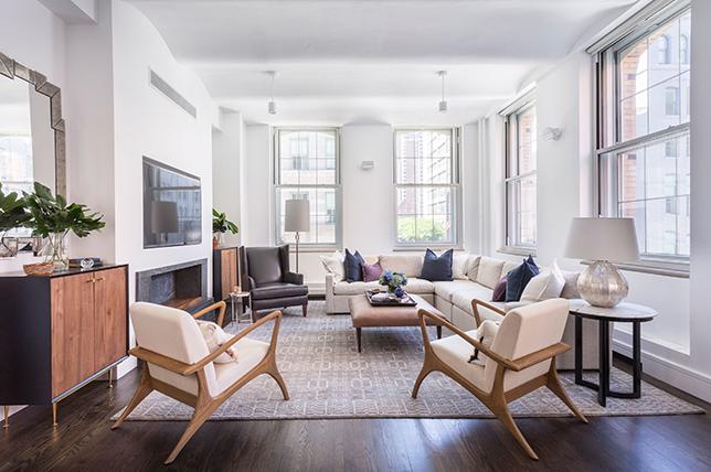 Tips for interior design of urban modern decor