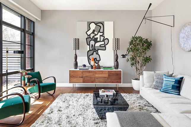 urban modern decor living room ideas