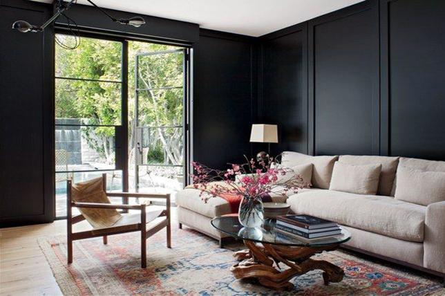 Beverly Hills interior design as inspiration