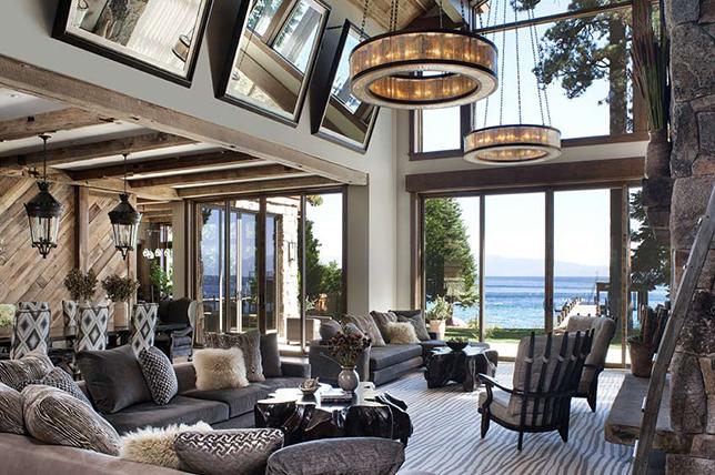 sophisticated Beverly Hills interior design