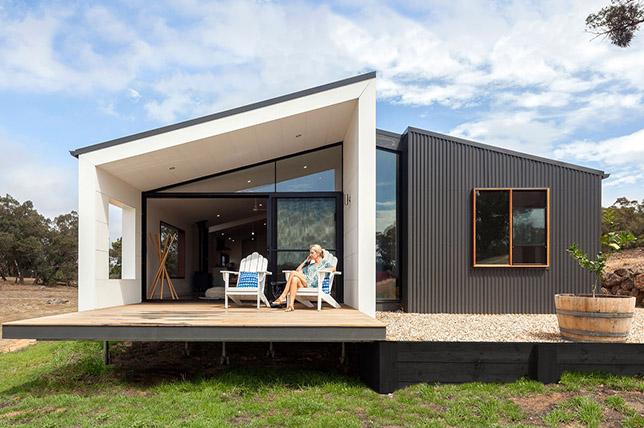 modular house definition
