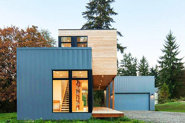 modular living style