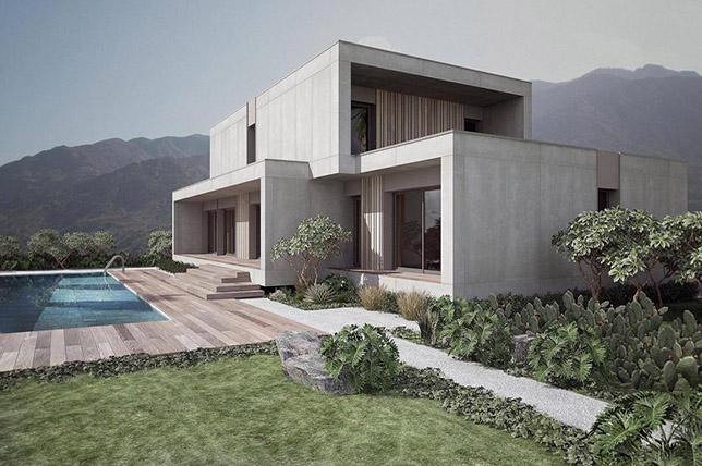 modular house architecture