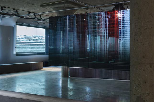 modern office design milan prada