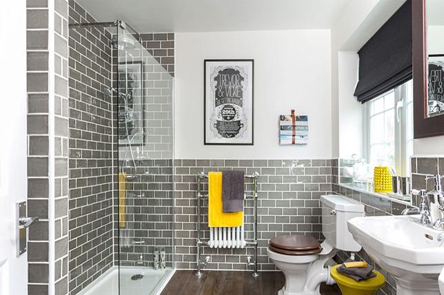 inspiring ideas for bathroom tiles