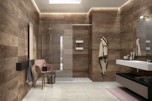 rustic bathroom tile ideas