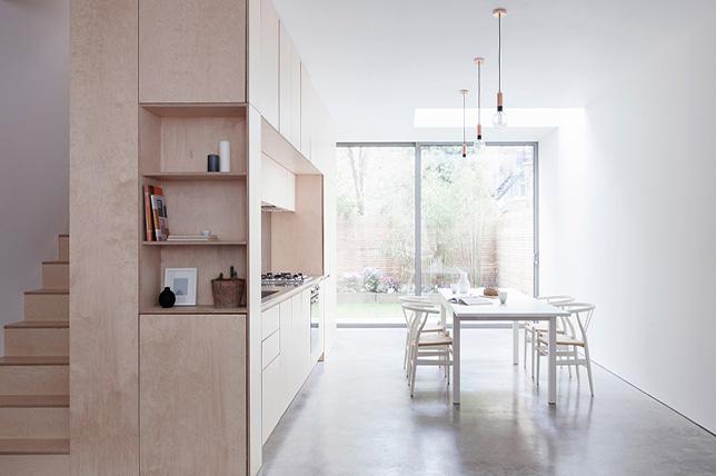 Minimalist interior design house