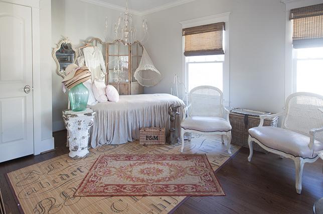 Angeled Layering carpets