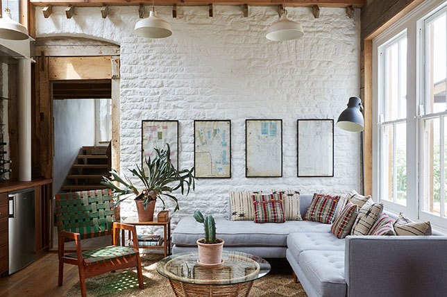 simple modern country design ideas