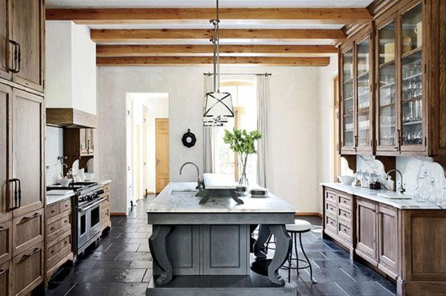 inspiring modern country kitchen guide