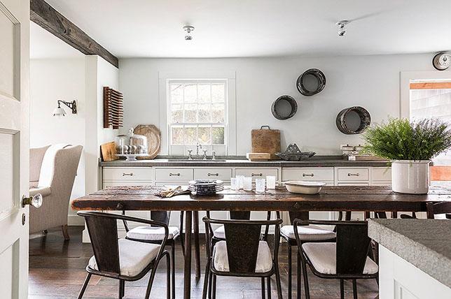 modern country kitchen interior design