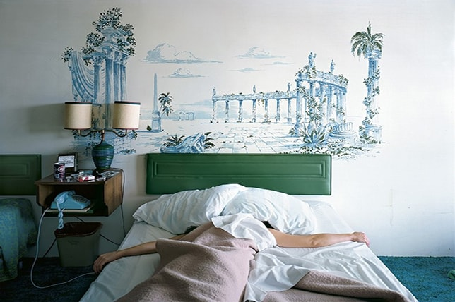 Stephen Shore interior design portraits
