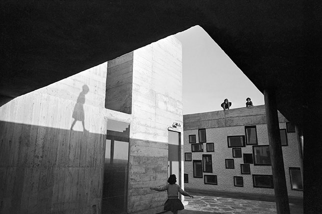 Le Corbusier architectural photography