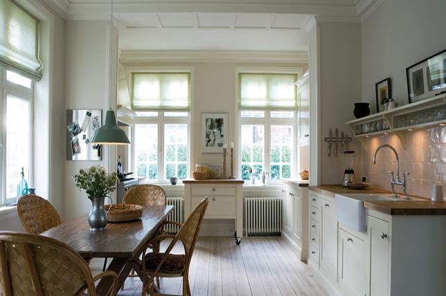 neutral kitchen color