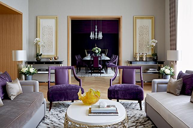 masculine feminine interior design styles combined