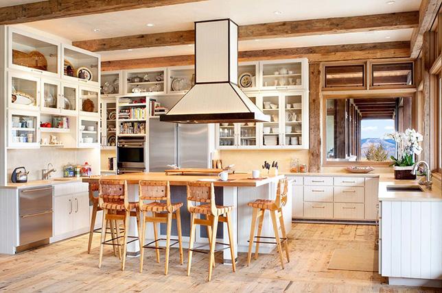 industrial type design kitchen ideas