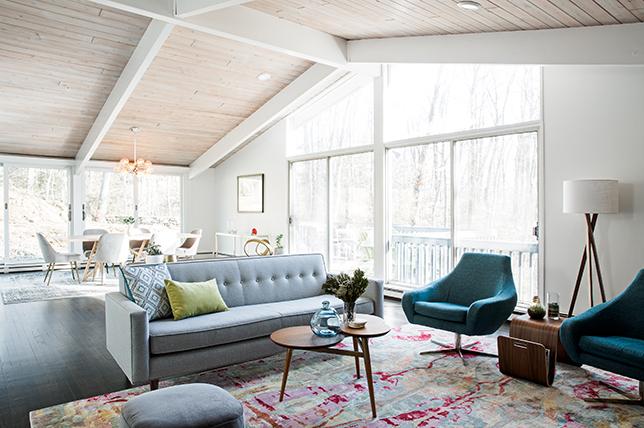 inspiring color trends in interior design