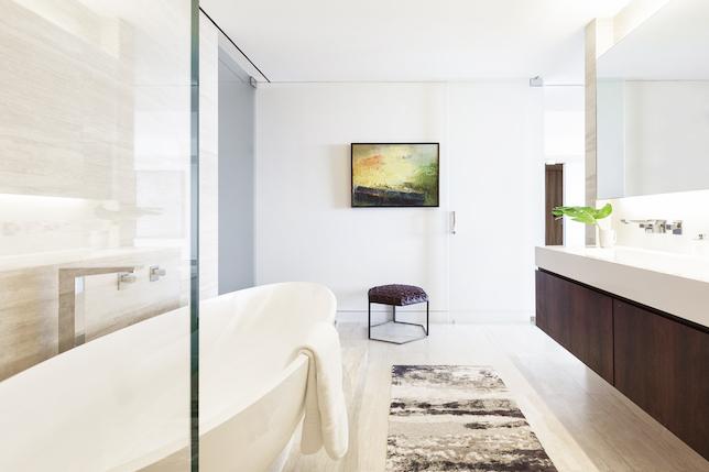 Spotlight interior design color trends