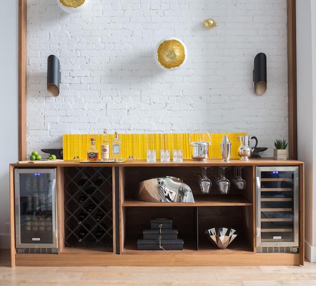 Ceylon yellow interior design color trends