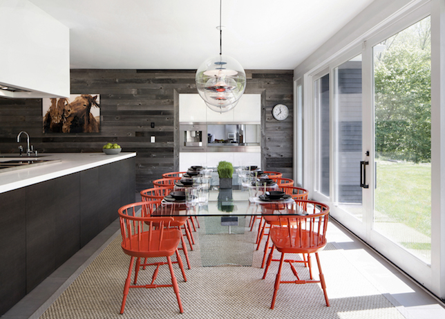 Valiant Poppy Interior Design Color Trends