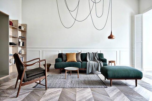 comfortable interior design wellness