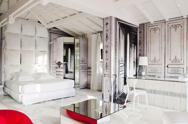 Maison Margiela surreal interior decor style