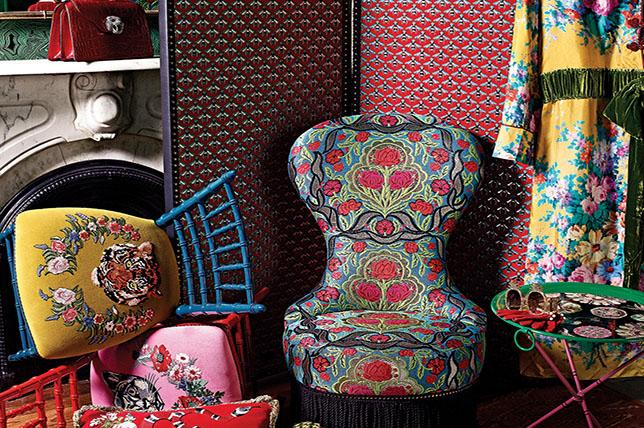 Gucci surreal home decor furniture
