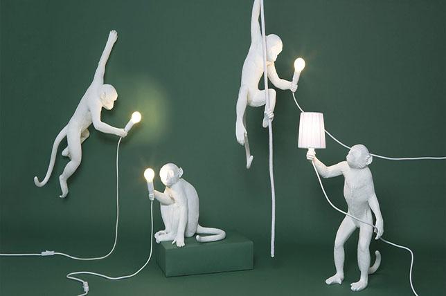 Seletti artistic interior design objects