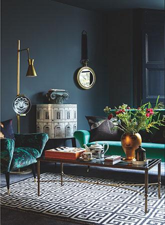 Fornasetti surreal interior design objects