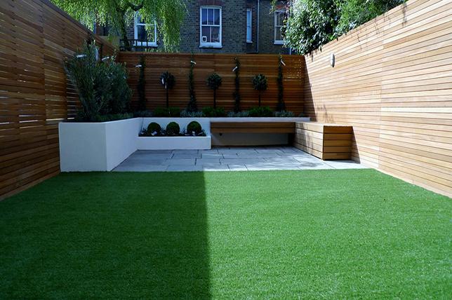 modern astro lawn landscaping ideas