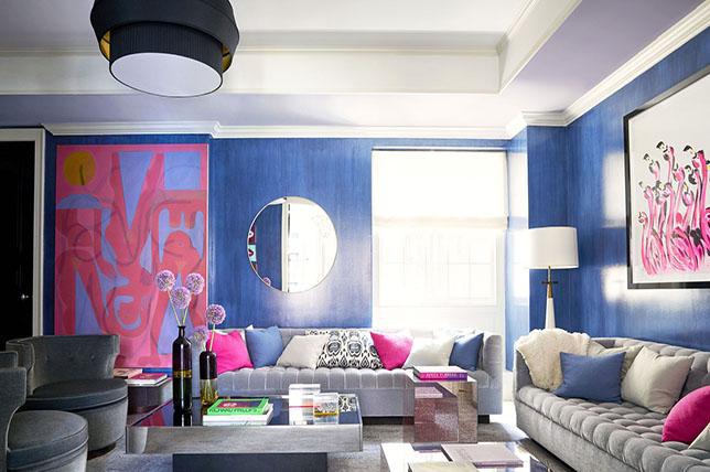 bright living room paint ideas