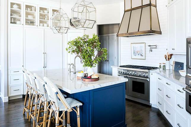 Coastal decor kitchen ideas