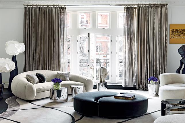 small living room furniture ideas bold art