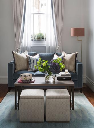 small living room furniture ideas storage ottoman
