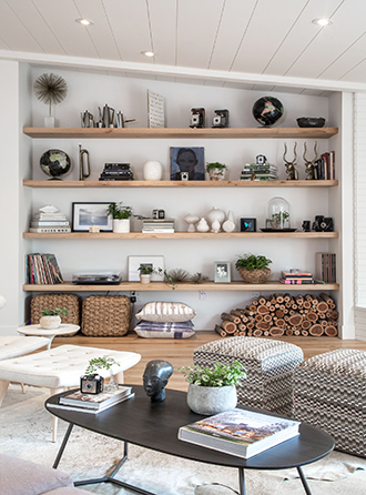 small living room furniture ideas vertical storage