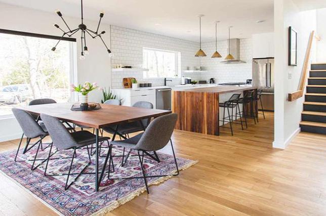 modern dining room lighting trends 2019