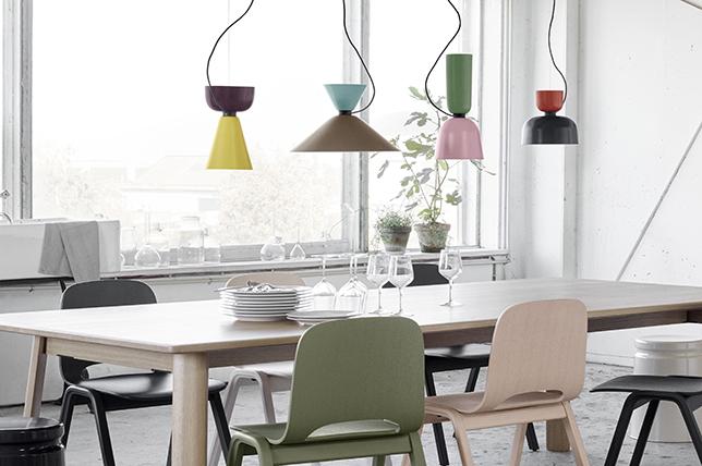hanging dining room lighting