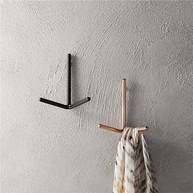 small cupboard hooks
