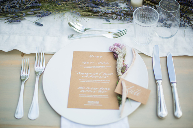 Table decoration summer party ideas