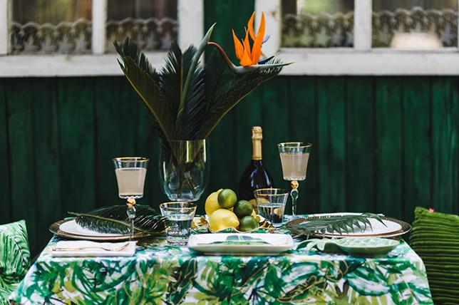 casual elegant summer party ideas