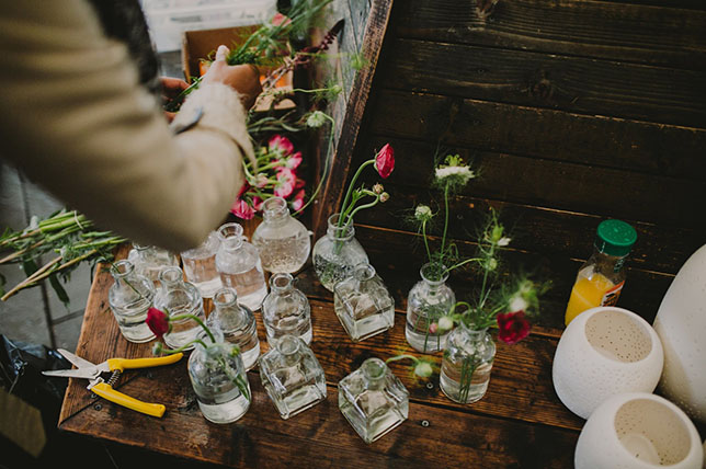 floral summer party ideas
